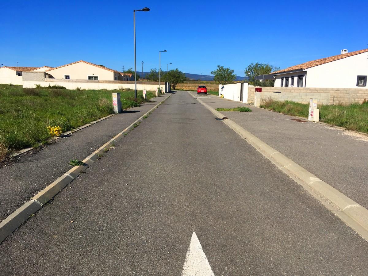 SM Aménagement - Terrain à bâtir à Villegailhenc