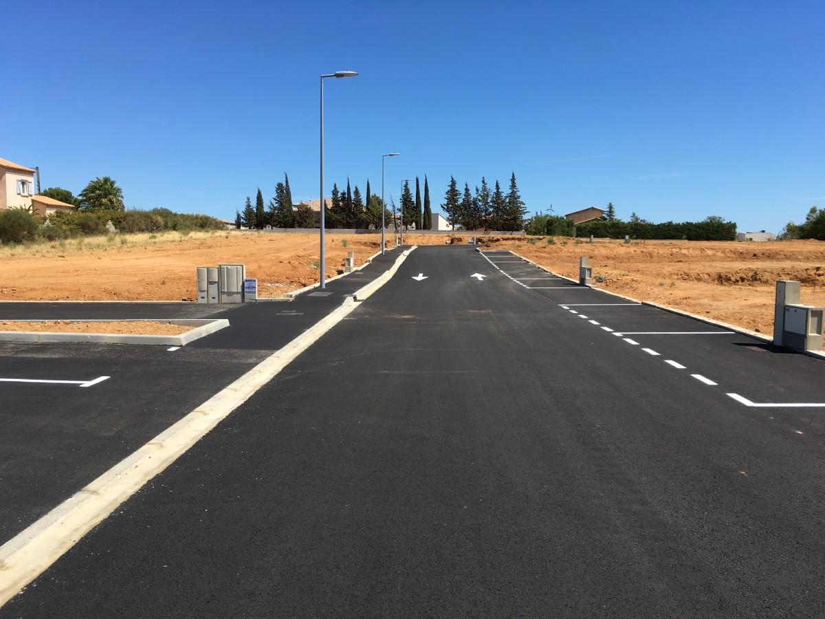 SM Aménagement - Terrain à bâtir à Narbonne