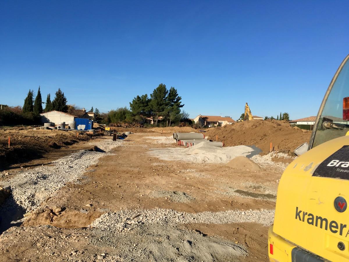 SM Aménagement - Terrain à bâtir à St Nazaire d'Aude