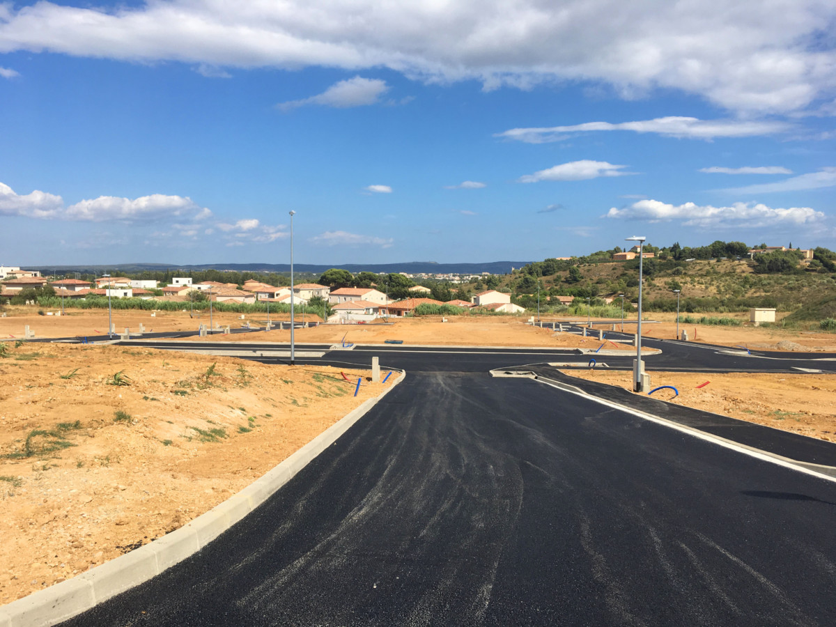 Terrain à bâtir à Narbonne - SM Aménagement