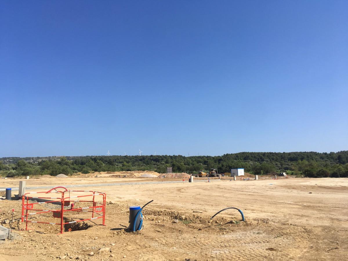 SM Aménagement - Terrain à bâtir à Sigean