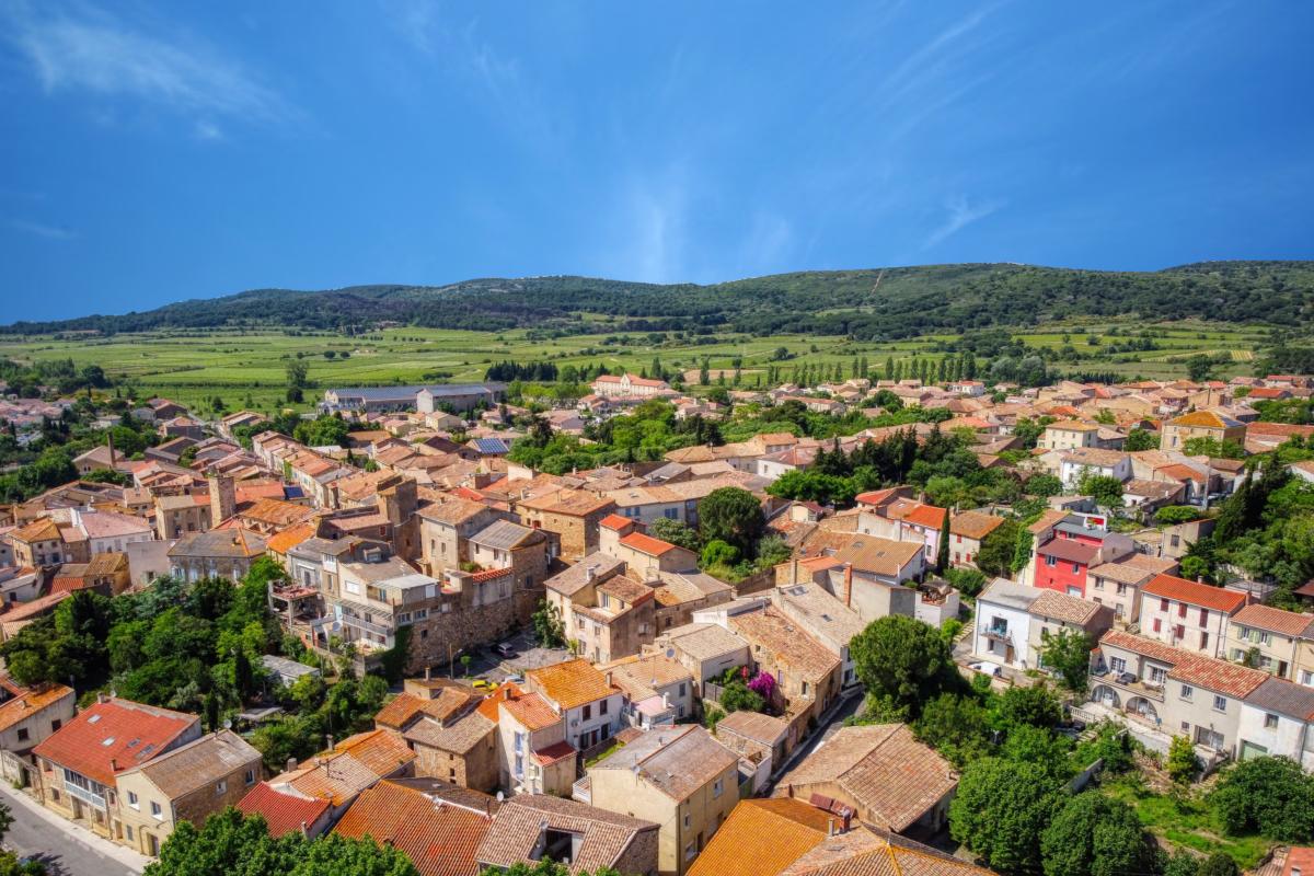 SM Aménagement - Terrain à Bizanet