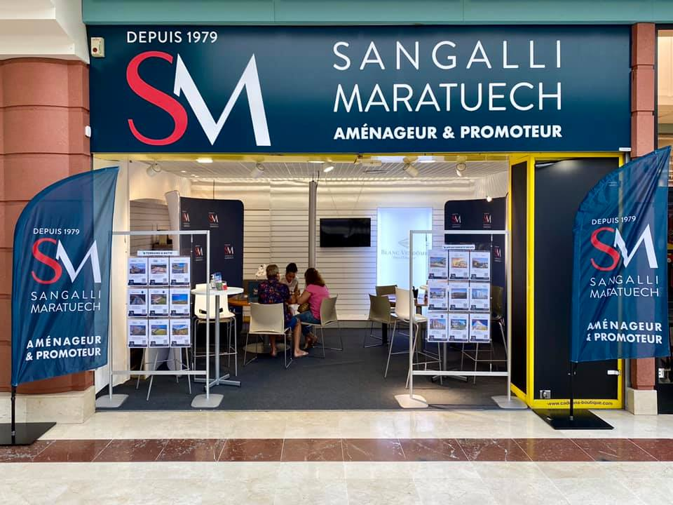 STAND SM - CARREFOUR