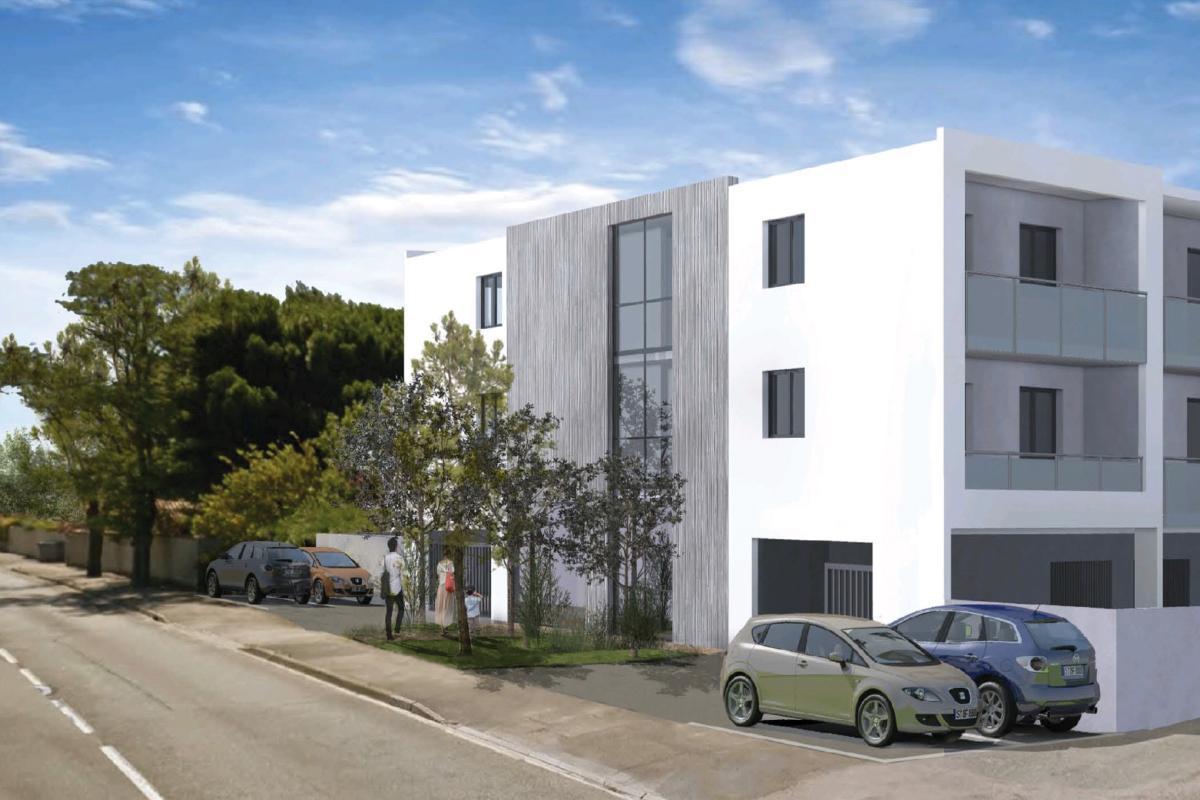 appartement neuf narbonne villa rosa narbonne. Black Bedroom Furniture Sets. Home Design Ideas