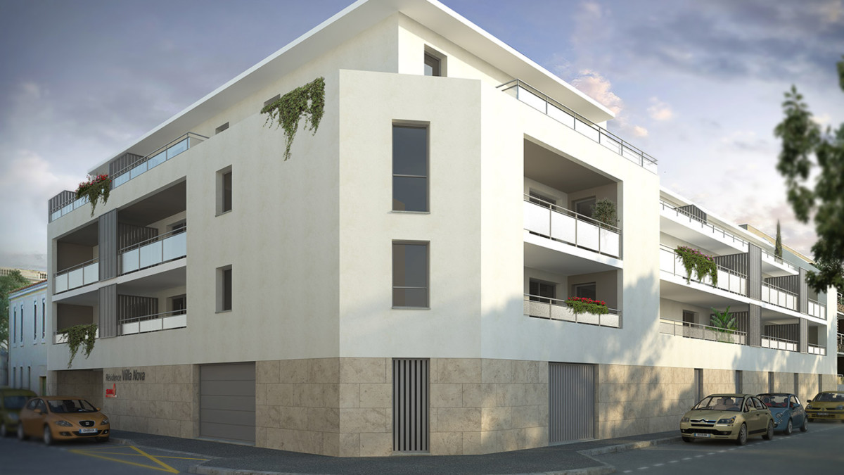 Achat appartement neuf narbonne et occitanie sm promotion for Defiscalisation achat appartement neuf