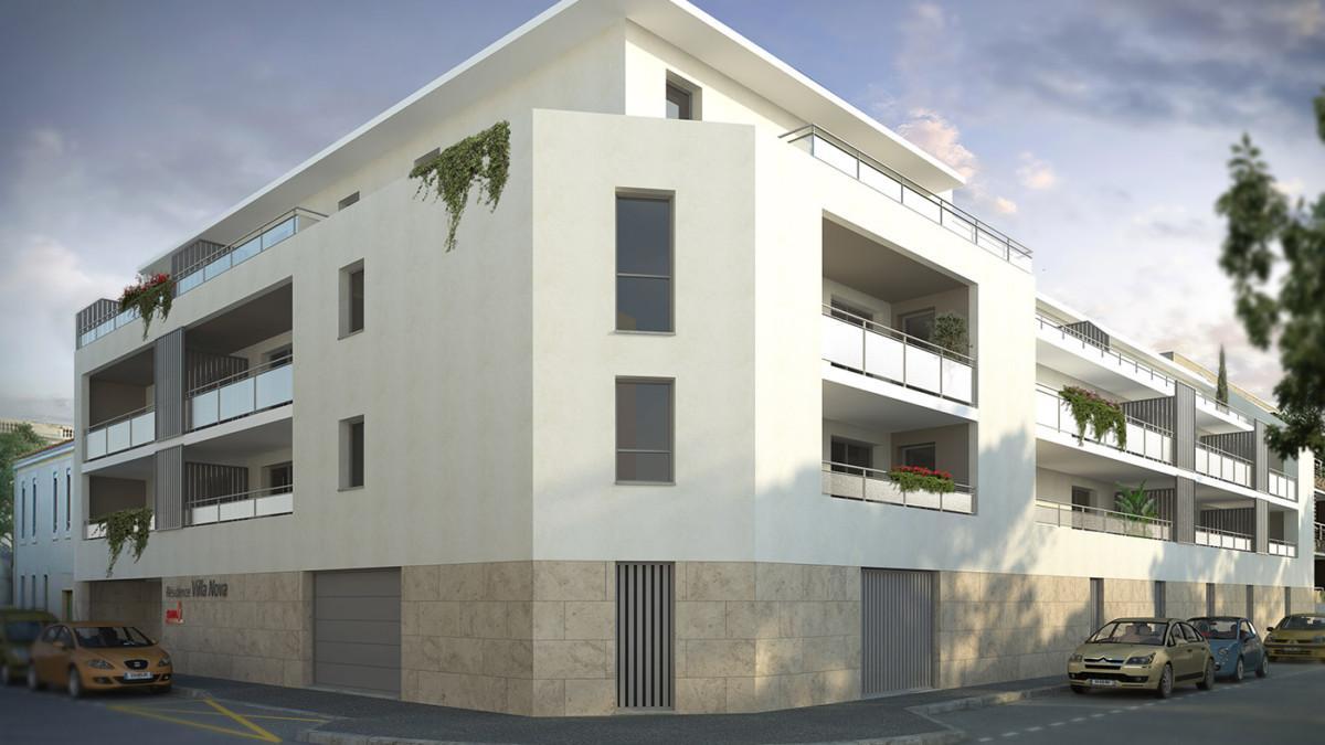 Achat appartement neuf narbonne et occitanie sm promotion for Achat logement neuf