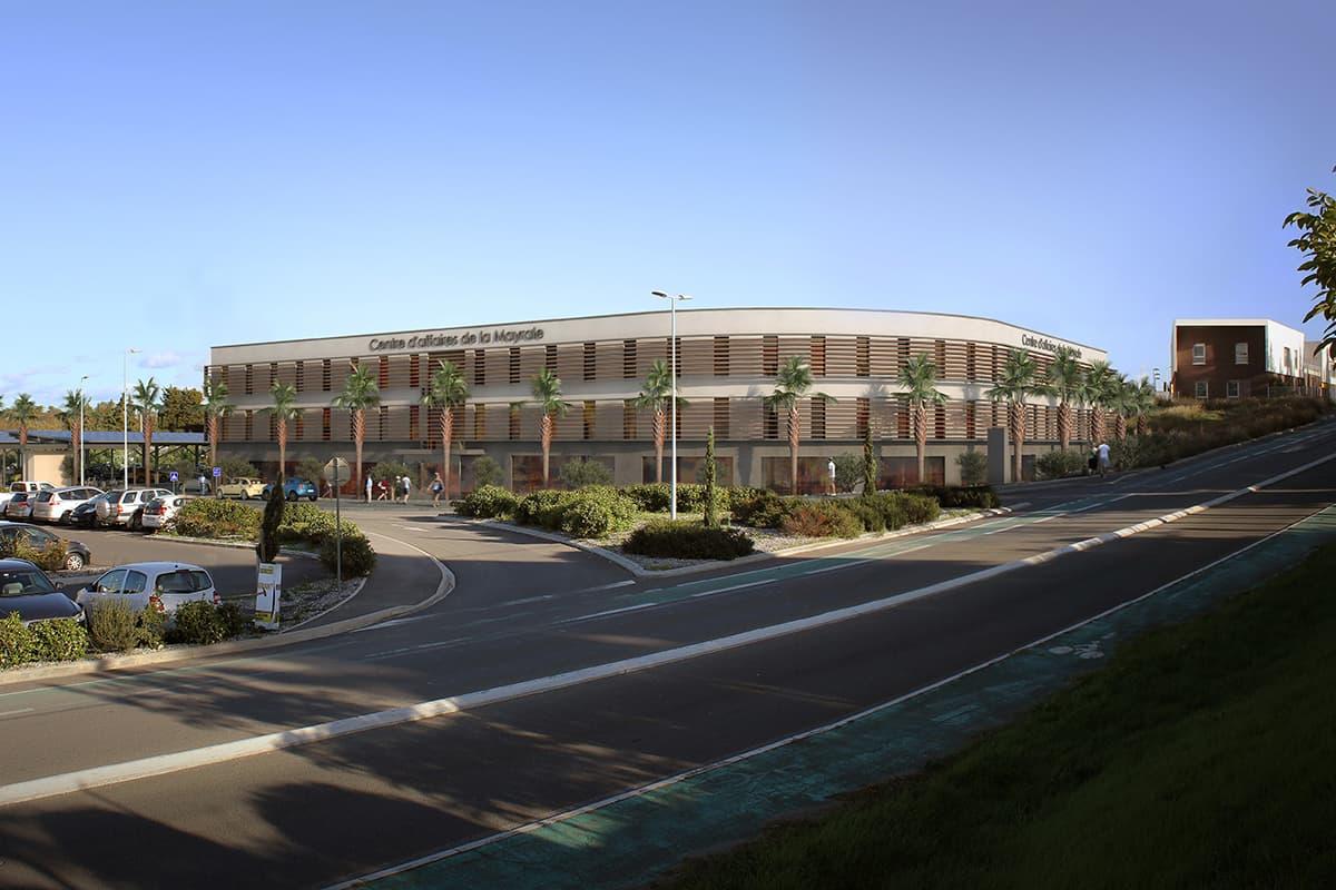 Groupe SM Promotion - Centre d'Affaires la Mayrale